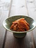 【つくりおき薬膳】金針菜とにんじんの甘酢炒め