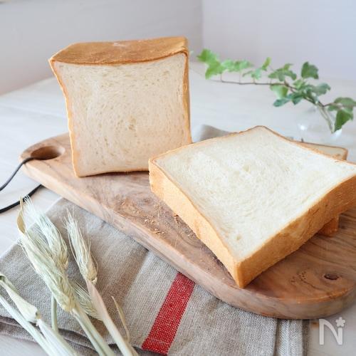 もっちり♪hoppe家のいつもの食パン