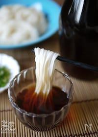 『簡単 手作り 自家製 【素麺つゆ】』
