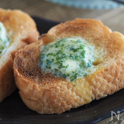 青じそバター【万能・作り置き・大量消費】