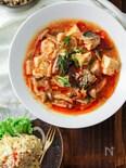 サバ麻婆豆腐