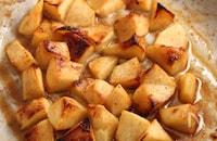 焼きリンゴ レーズンバター風味