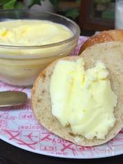 1度で2度美味しい発酵レシピ【発酵バター】と【バターミルク】