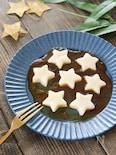 豆腐で作る!簡単星型みたらし団子♪七夕スイーツにも