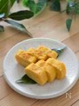 しっかり味でお弁当におすすめ☆麺つゆだけで美味しい!卵焼き☆