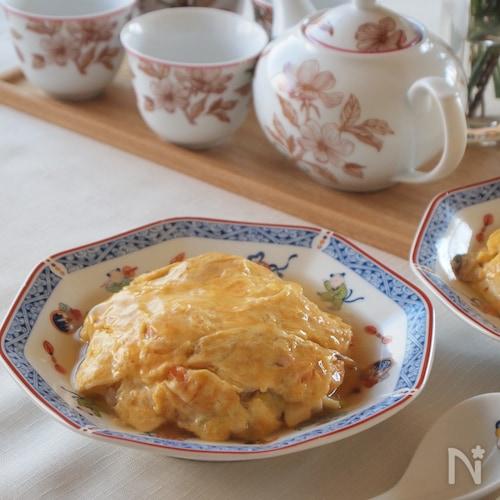 関西風天津飯