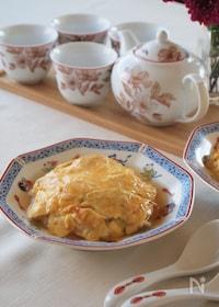 『関西風天津飯』