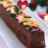 グルテンフリー!デーツと蜂蜜のパウンドケーキ【バター不使用】