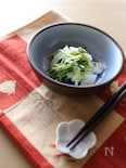 白菜と豆苗のお漬物
