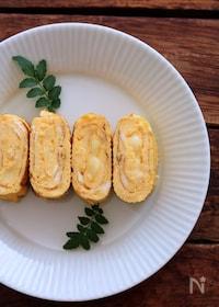 『チーズ入り卵焼き。』