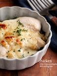 野菜たっぷり♪鶏ささみのマヨチーズ焼き♡