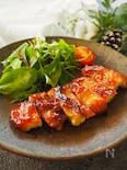 簡単絶品!フライパンで鶏もも肉のローストチキン風