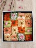 ひな祭りにも*お花見にも*彩りきれいなモザイク寿司♡