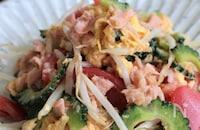 魚肉ソーセージの炒め物