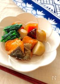 『旨味たっぷり!鮭の治部煮』