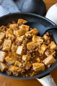 『甜麺醤要らず!我が家の麻婆豆腐』#八丁味噌#定番中華