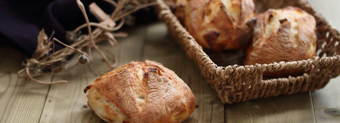 パンの茶色と暮らしの彩り