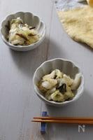 やみつき!白菜の塩昆布ナムル