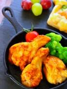 簡単で本格的な味わい!タンドリーチキンの作り方レシピ