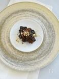 豚肉と黒きくらげの黒酢炒め