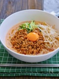 宋家のチョル麺で絶品豆乳坦々冷麺