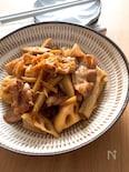 砂糖不使用・生姜でさっぱり♡牛蒡と蓮根と豚ばらの炒めもの