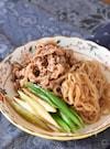牛肉と糸こんにゃくのすき煮【作り置き】