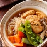 白身魚揚げとしらたきのほっこり煮【#作り置き #お弁当】