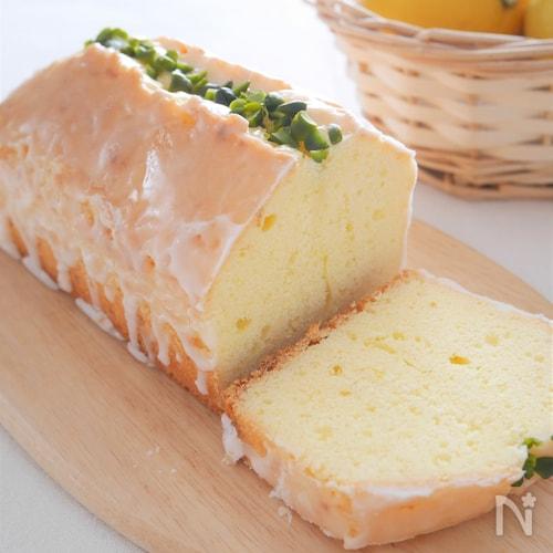 ウィークエンドシトロン(レモンのケーキ)
