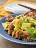 黄金比!こってり豚キャベツ炒め♪焼肉のタレ使用10分レシピ