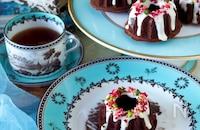 【グルテンフリー】混ぜて焼くだけチョコレートクグロフ