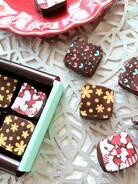 キャラメルガナッシュのチョコレート