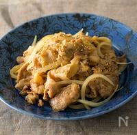 【簡単!焼肉のたれ下味冷凍】豚肉と玉ねぎの十和田焼風