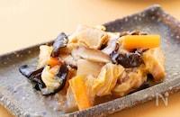 八宝菜~レトルト「麻婆豆腐の素」を使って~