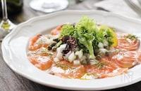 いつものお刺身をおしゃれに盛り付け!「カルパッチョ」レシピ