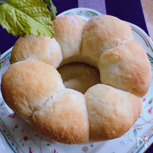 ふわっふわのパン♡