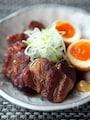 フライパンで作るやわらか煮豚