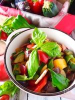 【ひと鍋で簡単】ビタミンたっぷり*夏野菜の万能ラタトゥイユ
