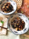 『簡単和食♡』ひじきと大豆とこんにゃくの煮物