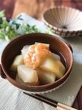 海老の出汁香る*冬瓜と海老のあっさり煮