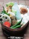 パパイヤでささみのソテー(作りおき)ガラムマサラ風味〜