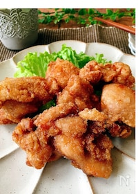 『鶏の唐揚げ[オイスターソース味]』