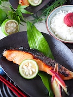 特売の鮭が旨味UP鮭のゆずしょうゆ漬け【下味冷凍・作り置き】