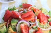 トルティーヤチップスサラダ