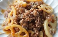 【牛肉のしぐれ味噌炒め】お弁当のおかずにも最適な簡単レシピ!