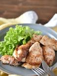 鶏むね肉の味噌マヨ焼き