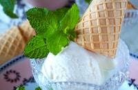 【袋で材料3つ手作りアイス】卵なしのモミモミアイスクリーム