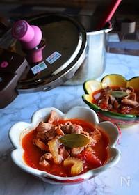 『寒い日は・・・モツッパ!! 高圧力鍋で超簡単レシピ 』