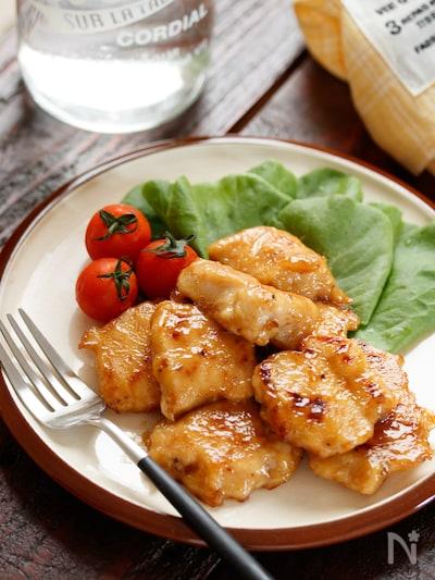 肉 弁当 お 胸 鶏