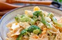 栄養も彩りも満点!ブロッコリーがモリモリ食べられるサラダ15選